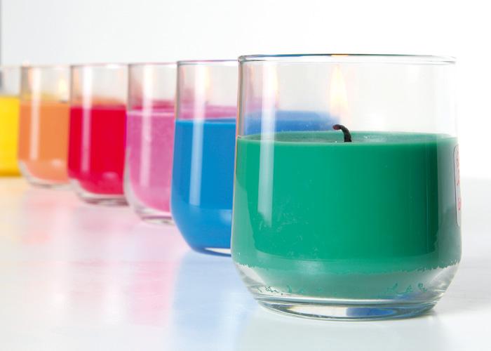 colorants pour bougies