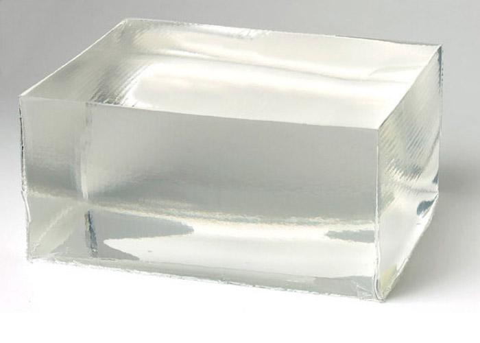 bloc de gel à bougie